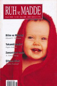 cover Roger Woolger Ruh ve Madde Ocak 2009